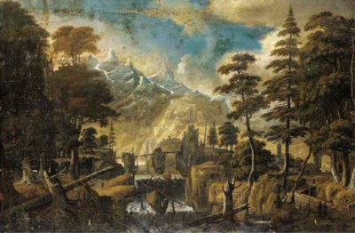 Jan Looten (Amsterdam c. 1618-