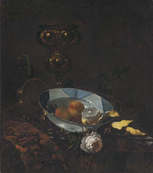 Follower of Willem Kalf