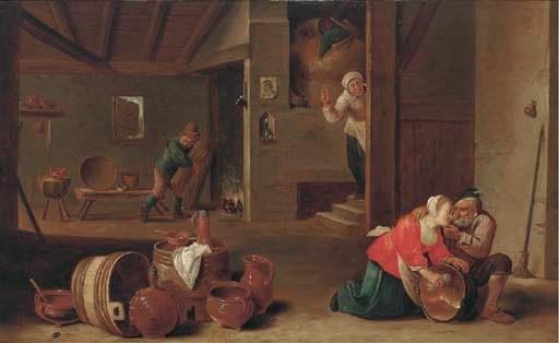 Attributed to Cornelis Mahu (A
