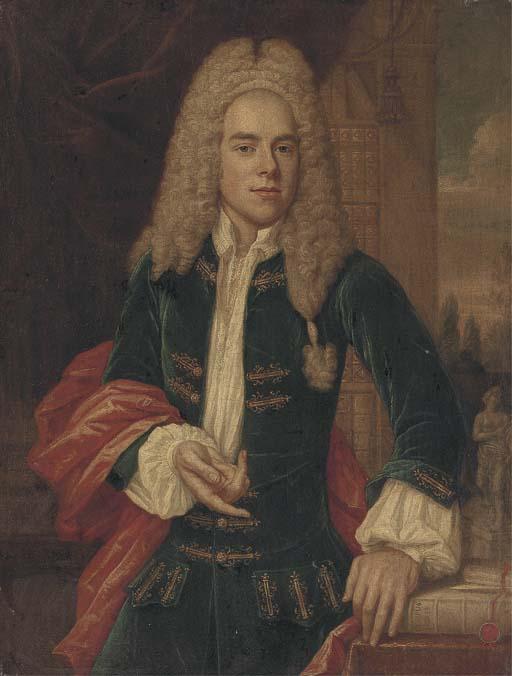Harmen Serin (The Hague 1678-1