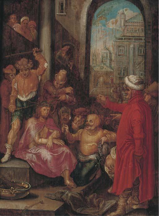 Follower of Hieronymus Francke