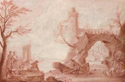 Circle of Jean Pillement (Lyon