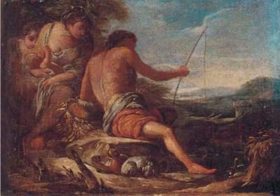 Circle of Giulio Carpione (Ven