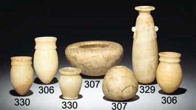 AN EGYPTIAN PREDYNASTIC LIMEST