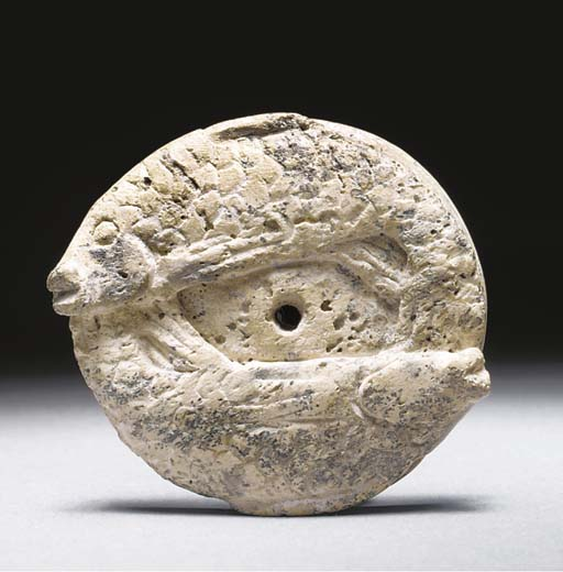 A ROMANO-EGYPTIAN BONE CIRCULA
