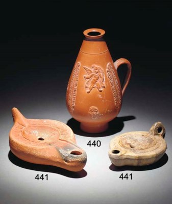 A ROMAN NORTH AFRICAN RED-SLIP