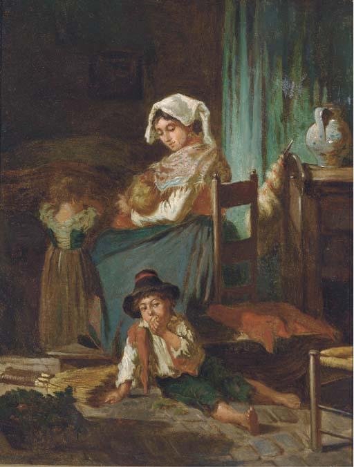 Albert Tschautsch (b.1843)