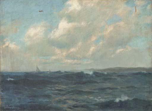Julius Olsson, R.A. (1864-1942