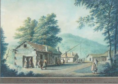 Luigi Mayer, Fl. 1755-1803