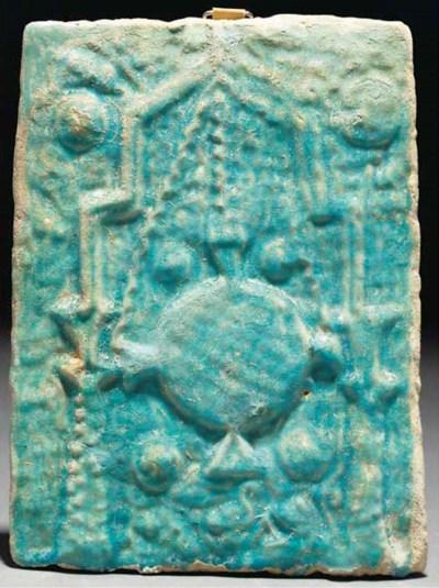 A Ghaznavid or Ghurid turquois