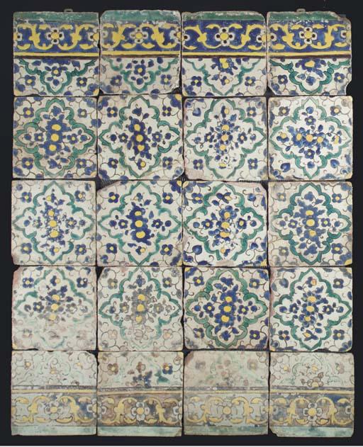 A panel of twenty Zand cuerda