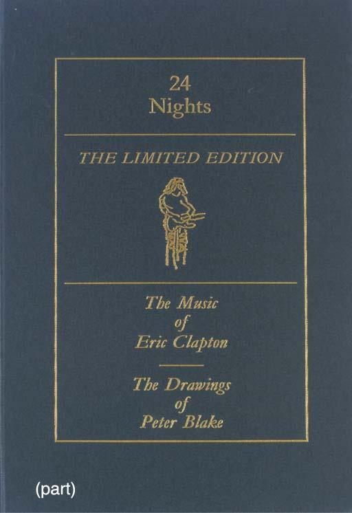 Eric Clapton/Peter Blake/The W