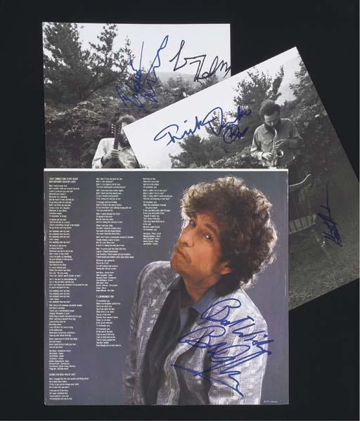 Bob Dylan/The Band