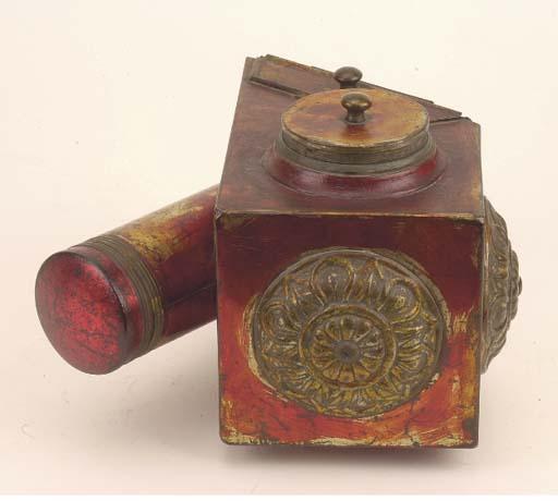 Lantern epidiascope