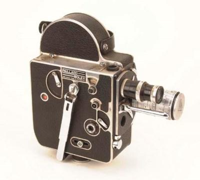 Bolex camera no. 159555