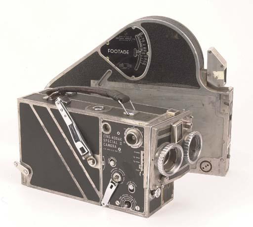 Cine-Kodak Special cameras