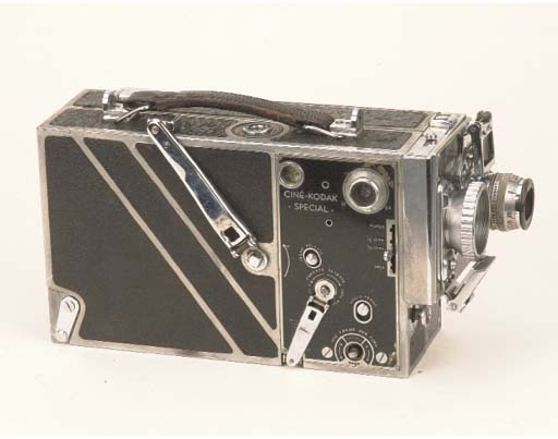 Cine-Kodak Special no. 2791