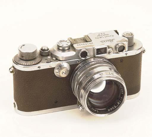 Leica IIIa no. 162452