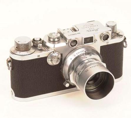 Leica IIIc no. 506124
