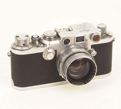 Leica IIIf no. 644142