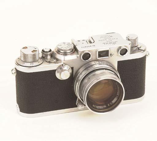 Leica IIIf no. 657872