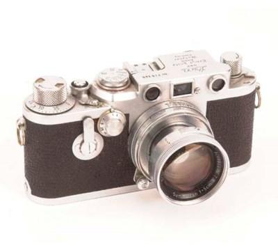 Leica IIIf no. 719349