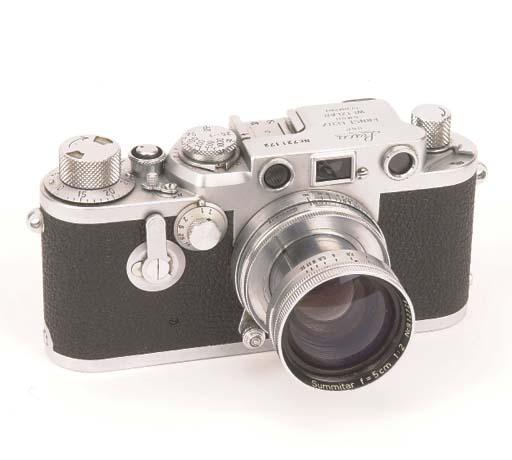 Leica IIIf no. 721172