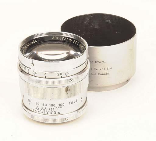 Hektor 12.5cm. f/2.5 no. 12233