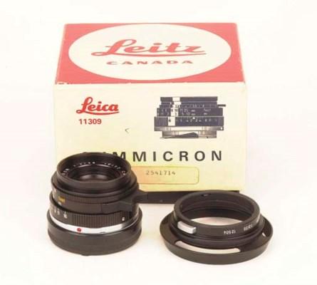 Summicron f/2 35mm. no. 254171