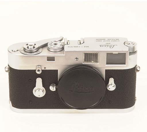 Leica M2 no. 1086634