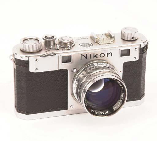 Nikon S no. 6099726