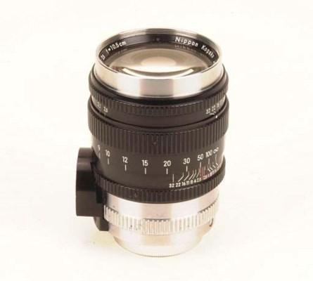 Nikkor-P f/2.5 10.5cm. no. 920