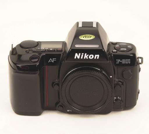 Nikon 801F no. 2046581