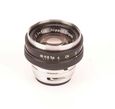 Nikkor-H f/2 5cm. no. 749803