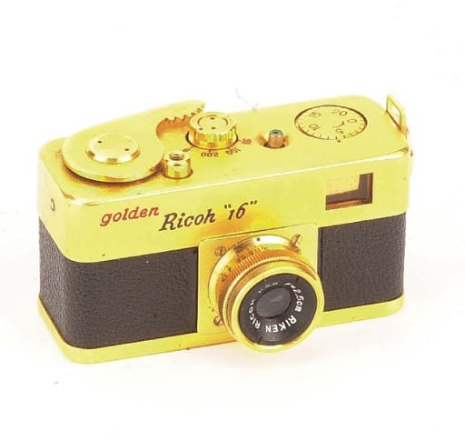 Golden Ricoh 16 no. 9901
