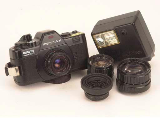 Pentax Auto-110 Super no. 2541