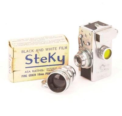 Stecky cameras: