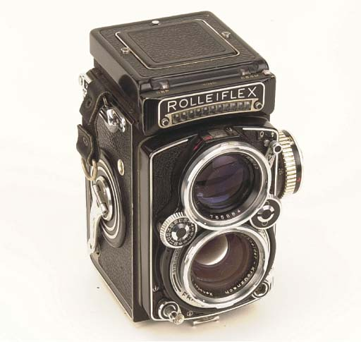 Rolleiflex TLR no. 1626830