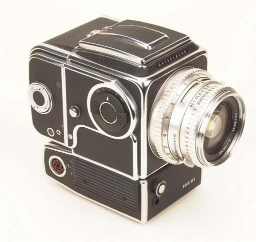 Hasselblad 500EL no. TI8162