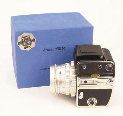 Kowa Six SLR camera