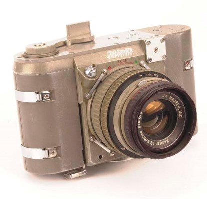 Maurer 70mm camera no. 016