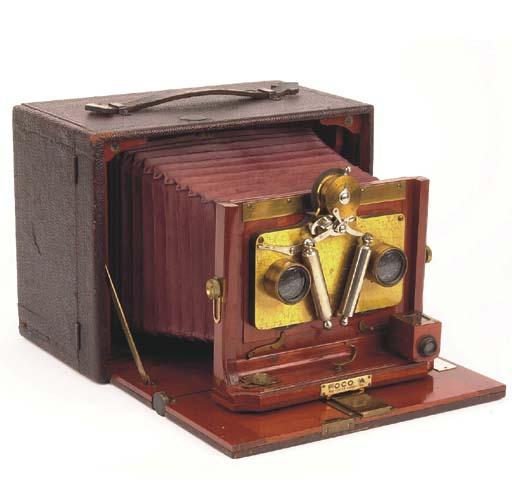 Poco A stereo camera