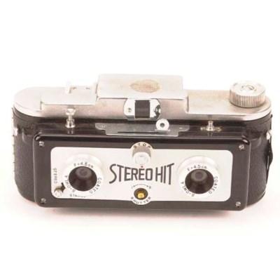 Stereo cameras: