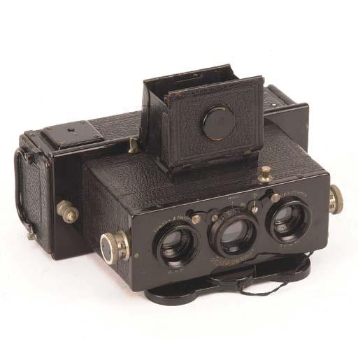 Stereoscopic cameras