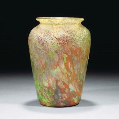 A Monart GF Vase