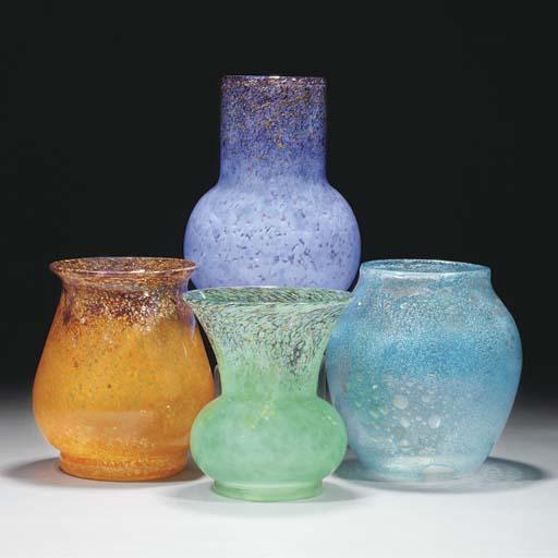 A Monart XD Vase
