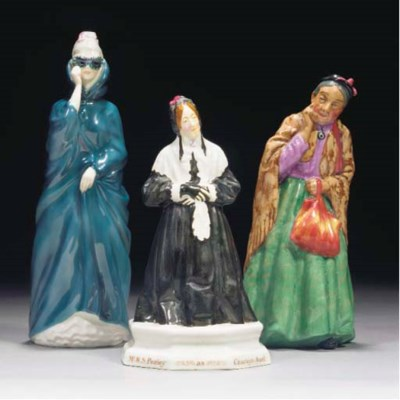 A Royal Doulton Charley's Aunt