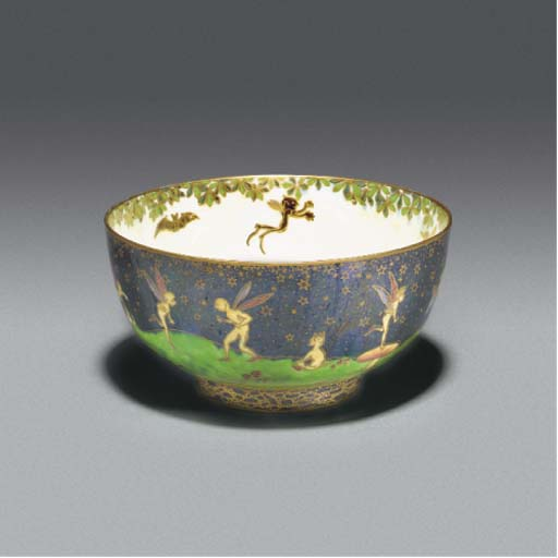 A Wedgwood Fairyland Lustre Le