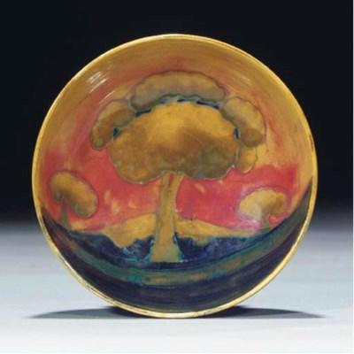 A Moorcroft Eventide Bowl