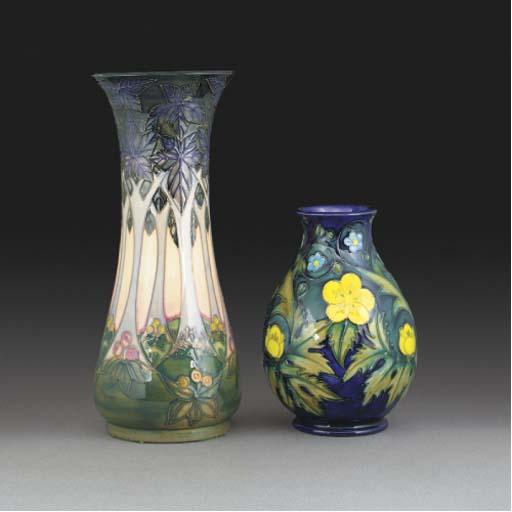 A Moorcroft Cluny Vase